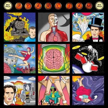 Pearl Jam – Backspacer – 2009 (320kbps)